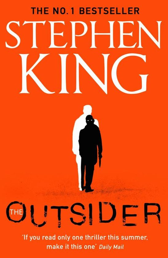 Boek cover The Outsider van Stephen King (Paperback)