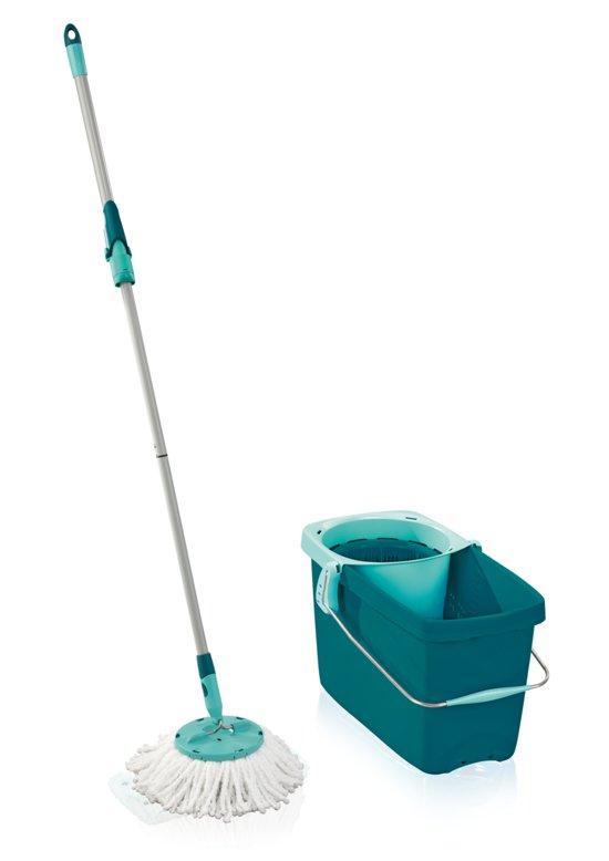 leifheit clean twist mop set. Black Bedroom Furniture Sets. Home Design Ideas