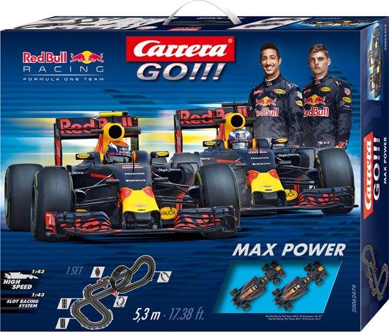 Bol Com Carrera Go Max Power Racebaan Stadlbauer Speelgoed