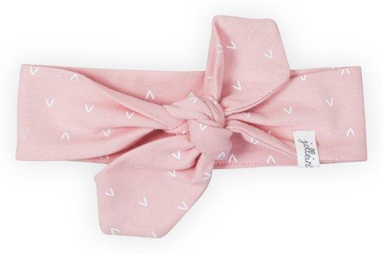 Jollein Hearts Haarband soft pink