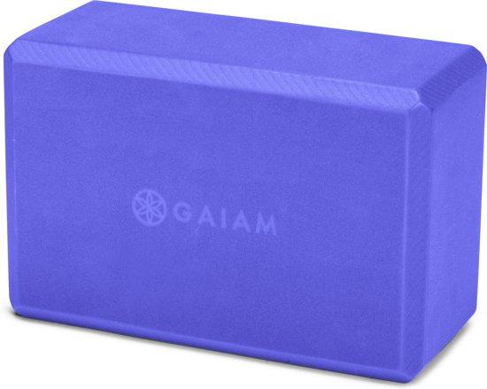 Gaiam Yogablok - Paars