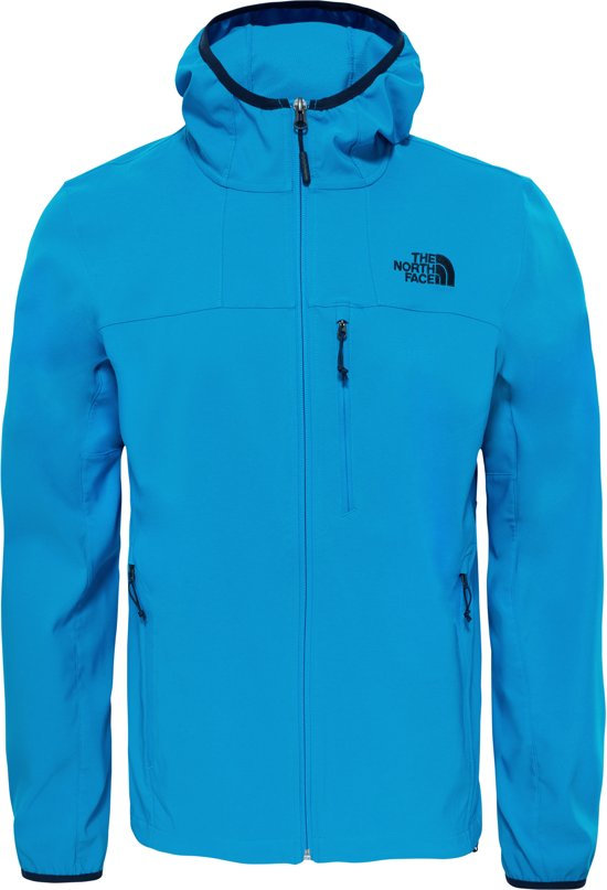 The North Face Nimble Hoodie Trui - Heren - Hyper Blue