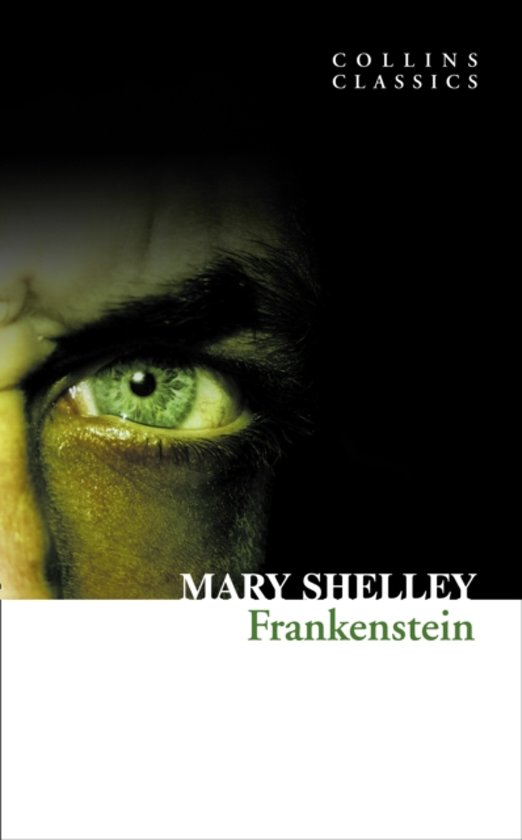 Boek cover Frankenstein (Collins Classics) van Mary Wollstonecraft Shelley (Paperback)