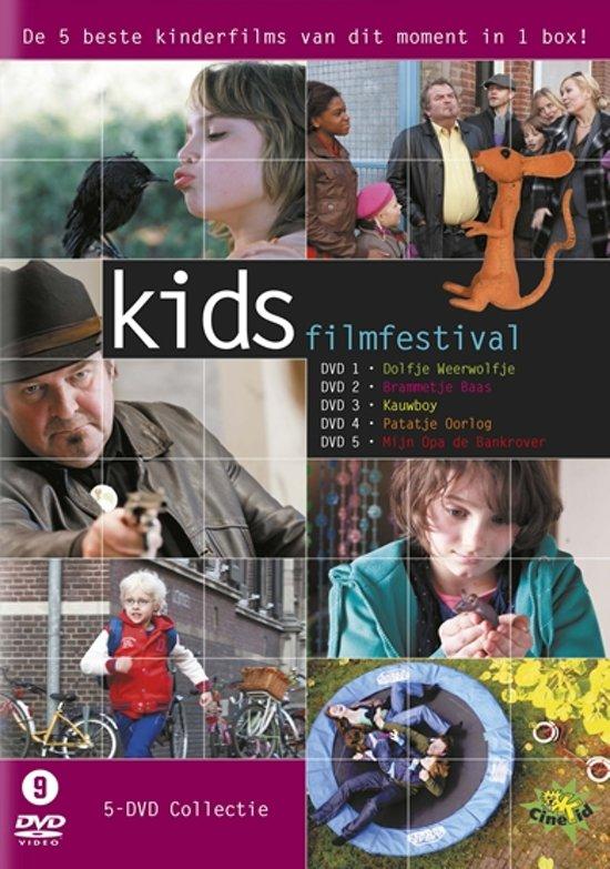 DVD cover van Cinekid Box