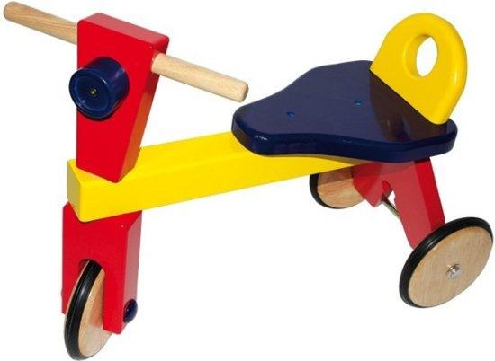 Verbazingwekkend bol.com | Base Toys Houten Driewieler, Base Toys | Speelgoed TA-78