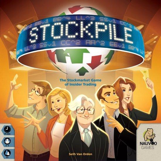 Afbeelding van het spel Stockpile Bordspel