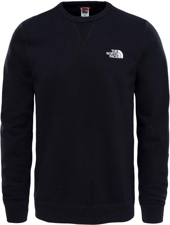 The North Face Street Fleece Pull Trui - Heren - TNF Black/TNF White