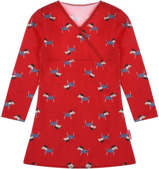 Claesen's nachthemd Red Dog maat 104-110
