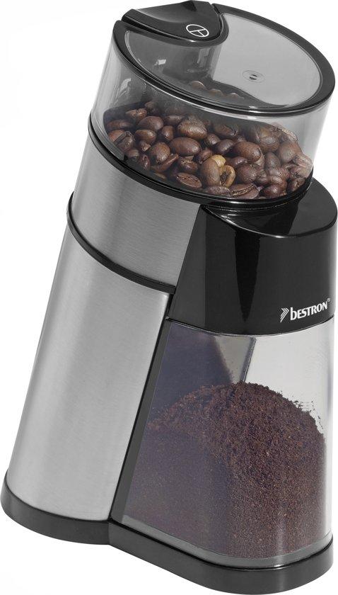 Bestron AKM1405 - Elektrische RVS Koffiemolen