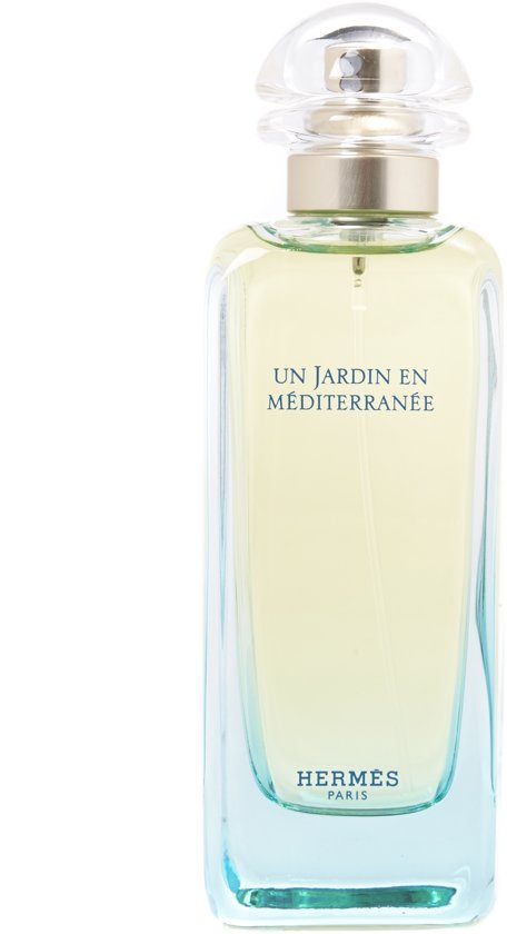 hermes un jardin en mediterranee 100 ml eau de toilette. Black Bedroom Furniture Sets. Home Design Ideas