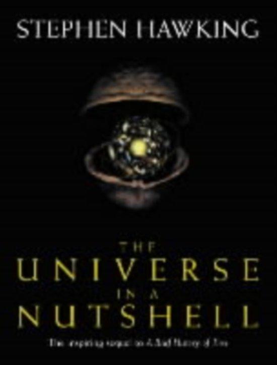 Boek cover The Universe In A Nutshell van Stephen Hawking (Hardcover)