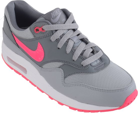 Nike Air Max 1 Grijs Roze Sneaker Kinderen Nike Sneaker