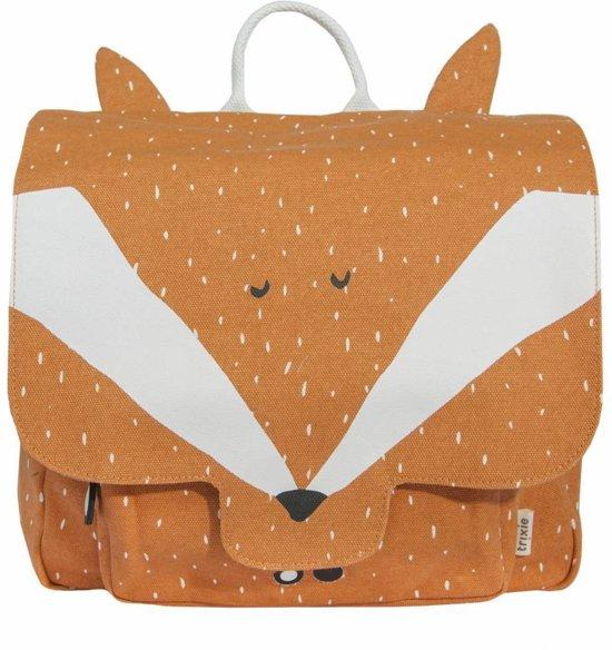 83a81e39a25 bol.com | Trixie - Boekentas - Mr. Fox