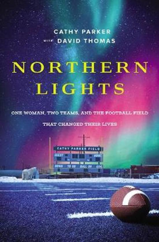 Boek cover Northern Lights van Cathy Parker (Paperback)