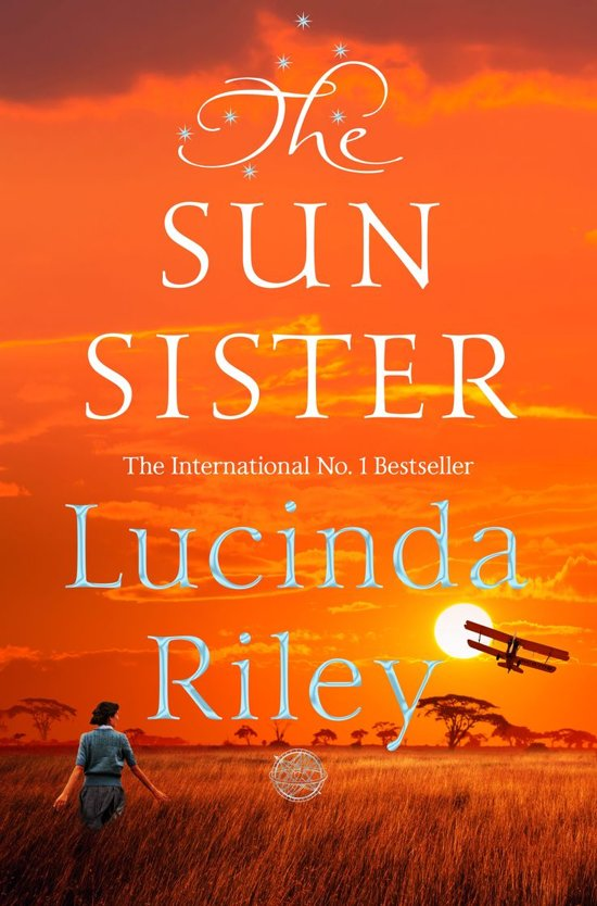 Boek cover The Sun Sister van Lucinda Riley (Onbekend)