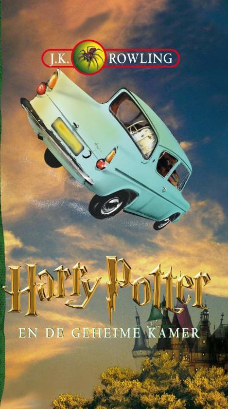 Harry potter en de geheime kamer j k rowling for De geheime tuin boek