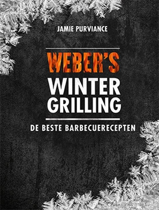Winter Grilling kookboek kerst BBQ