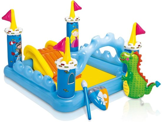 Intex Fantasy Castle Play Center zwembad 57138NP