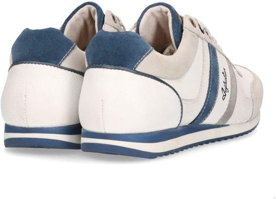 Cornwall Australian b02 Maat 03 Leer Mannen 50 Sneakers 1351 Wit 15 pqCBdqw