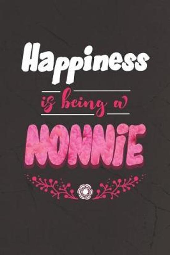 Happiness Is Being a Nonnie