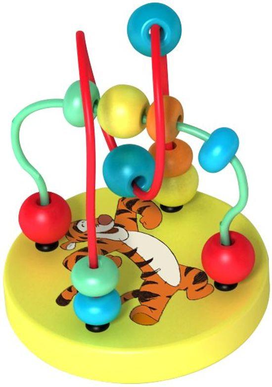 Afbeelding van Kralenspiraal Poeh Tijgetje 12+ mnd speelgoed