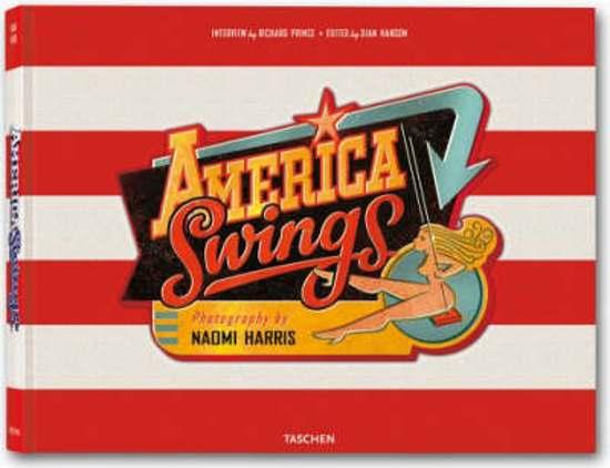 Cover van het boek 'Harris-America Swings A' van Dian Hanson