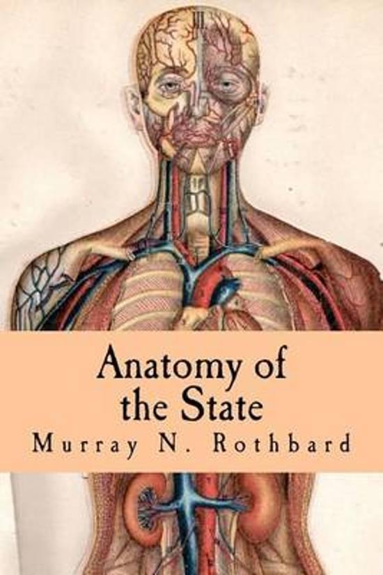 bol.com   Anatomy of the State   9781514674987   Murray Rothbard ...