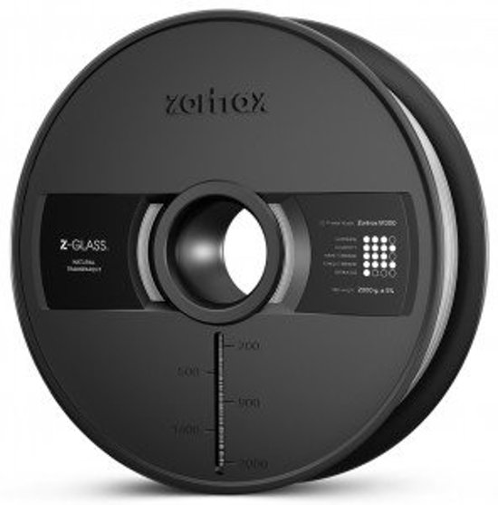 Zortrax Z-Glass Natural Translucent 2kg M300