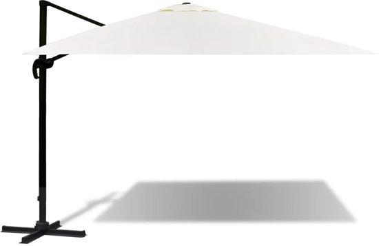 Parasol Aluminium Luxe 3 X 4 M Residence.Bol Com Parasol Roma Aluminium 3 X 4 M