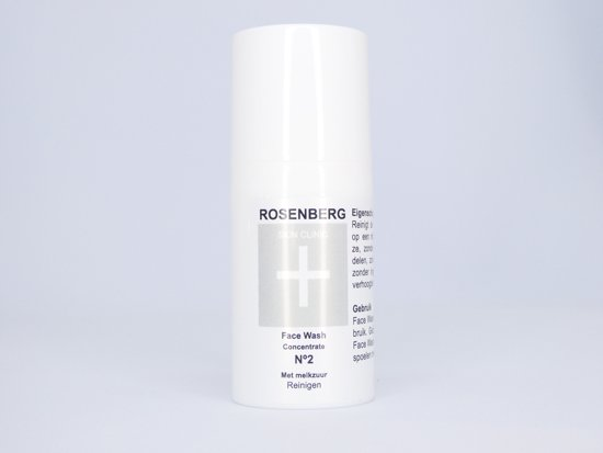 Wash 100 ml | Rosenberg Skin Clinic® - 100 ml reinigen met water