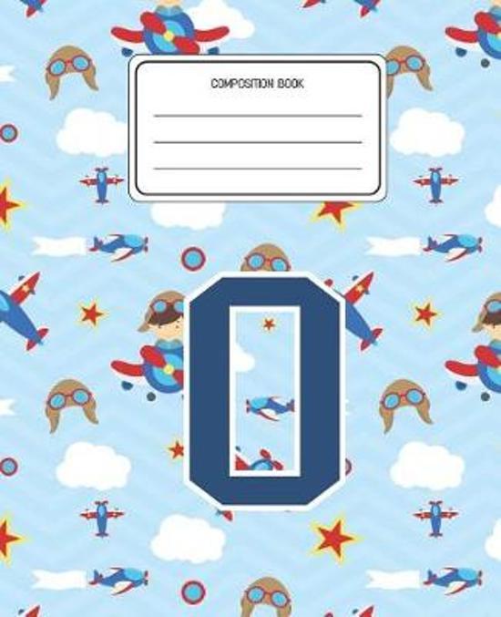 Composition Book O