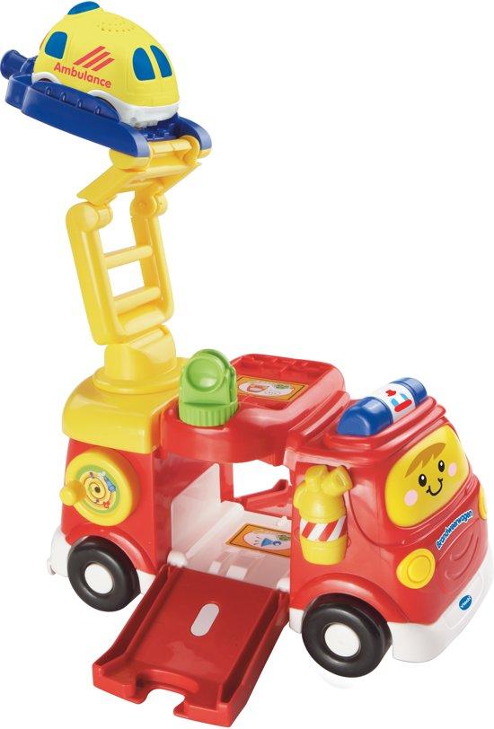 Bol Com Vtech Toet Toet Auto S Brandweerwagen Speelfiguur Vtech