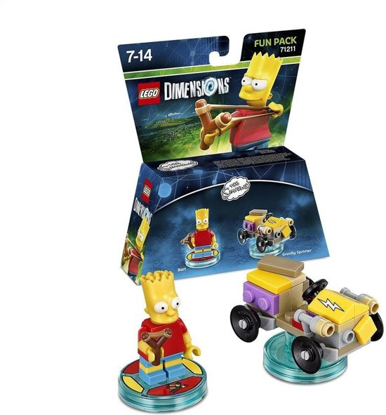 LEGO Dimensions - Fun Pack: The Simpsons: Bart