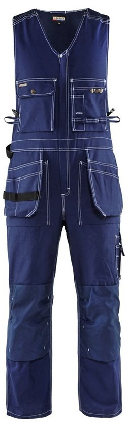 Blåkläder 2650-1370 Amerikaanse overall Marineblauw maat 56