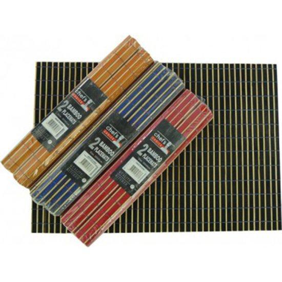 Bamboe place mats