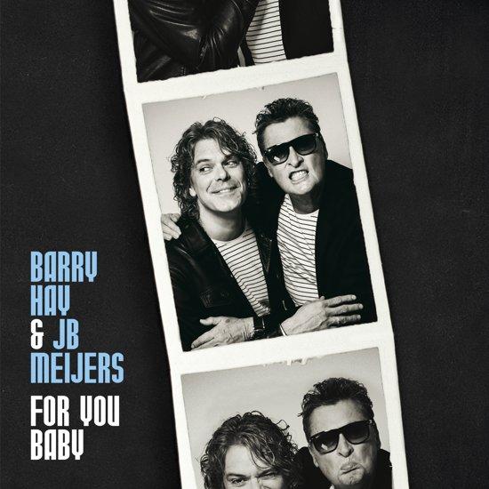 CD cover van For You Baby van Barry Hay