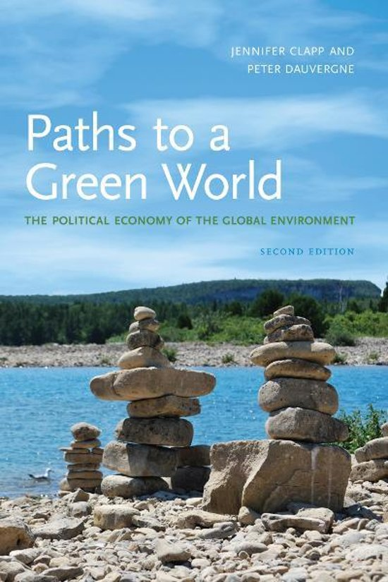Paths to a Green World: The Political Economy of the Global Environment, Second Edition