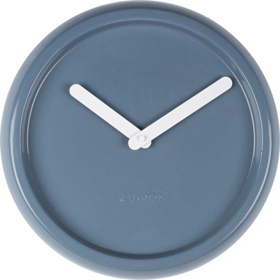 Zuiver Ceramic Time Wandklok à 35 cm