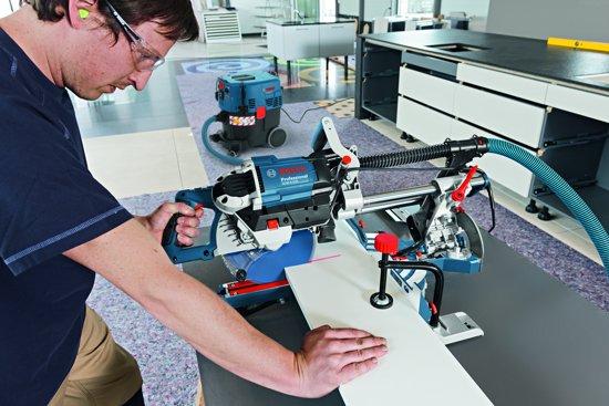Bosch Professional GCM 8 SDE Afkortzaag - Met trekfunctie - 1600 Watt