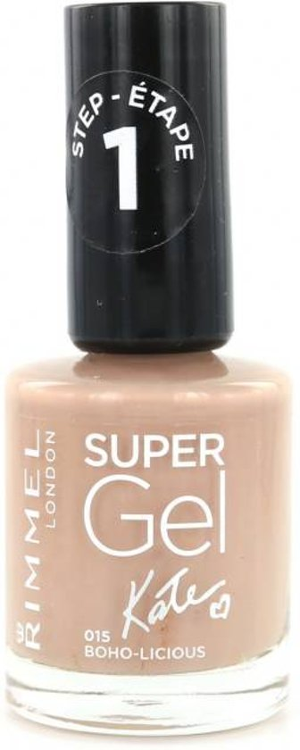 Rimmel London SuperGel by Kate Nagellak - 15 Boho-licious