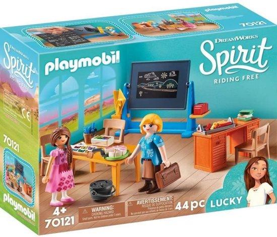 PLAYMOBIL De klas van Mevrouw Flores - 70121