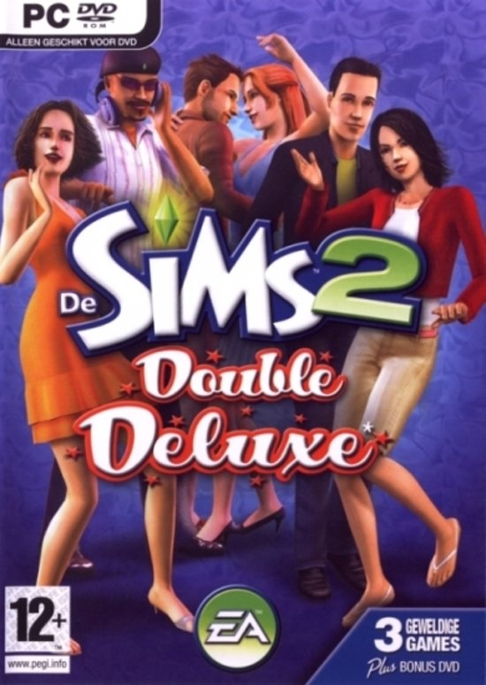 The Sims 2: Double Deluxe - Engelse Editie - Windows