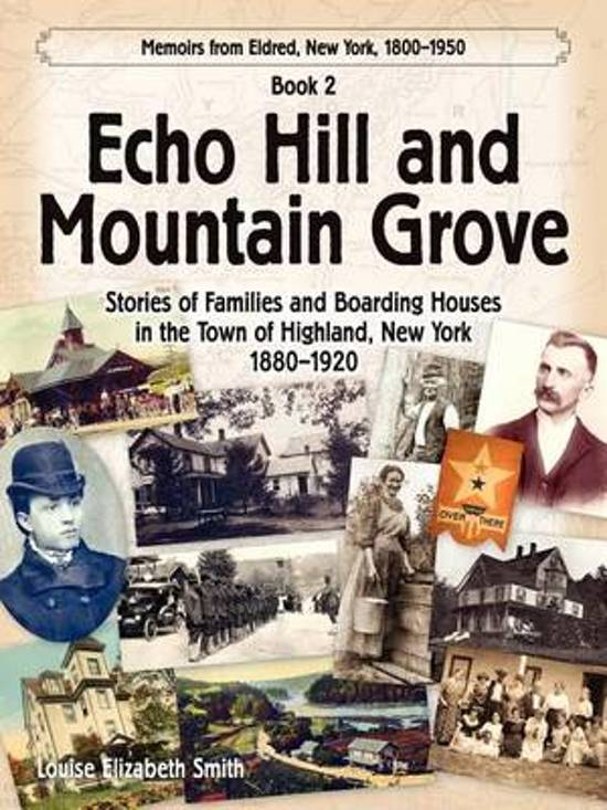 Echo Hill and Mountain Grove