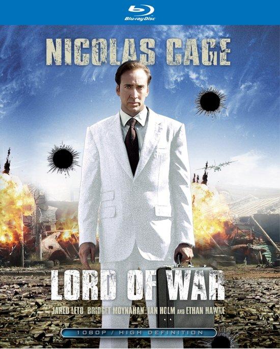 Cover van de film 'Lord Of War'