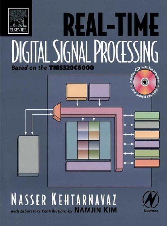 Bol Com Real Time Digital Signal Processing Ebook Nasser