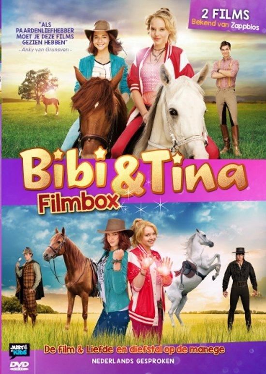 Bibi & Tina Filmbox (De Film & Liefde en Diefstal op de Manege)