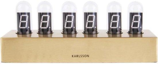 Karlsson Cathode Tafelklok