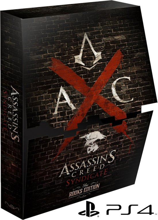 Assassins Creed: Syndicate - The Rooks Edition - PS4