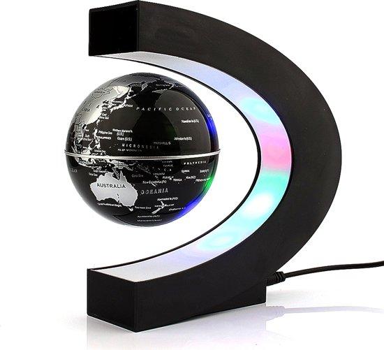 Afbeelding van United Entertainment - Magnetische Zwevende Wereldbol - Met LED verlichting speelgoed