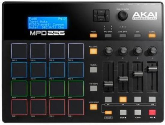 AKAI MPD226 USB/MIDI Controller